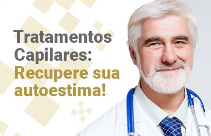 Tratamentos capilares - Recupere sua autoestima!