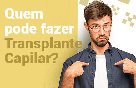 para quem o transplante capilar é indicado?